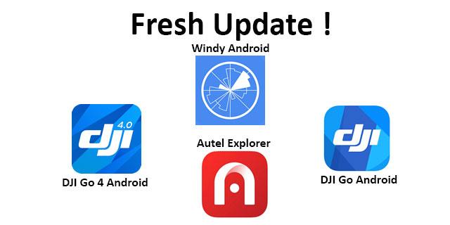 App Drones Update 12 03 20