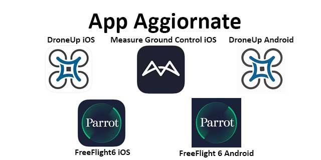 App Droni Aggiornate 06 02 20