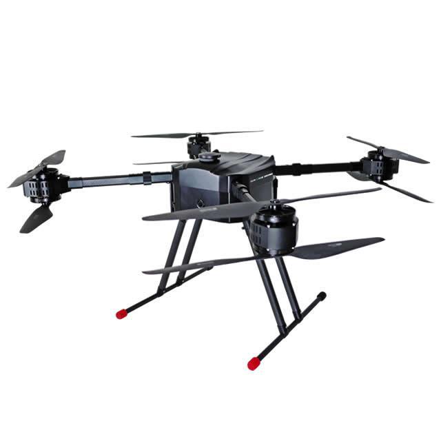 Dronevolt Hercules10 Drone Professionale Quadricottero doppia elica