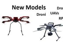 New Models Drones