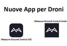 Nuove App Droni 3 mar 20
