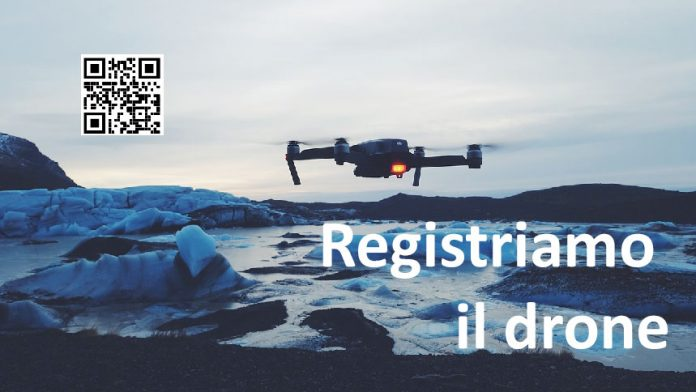 Registriamo Drone D Flight