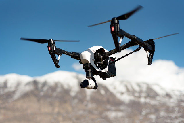 Drone Professionale Payload