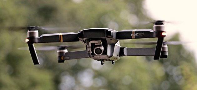 Drone Tempo Libero