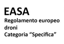 EASA-regolamento-droni-categoria-specifica