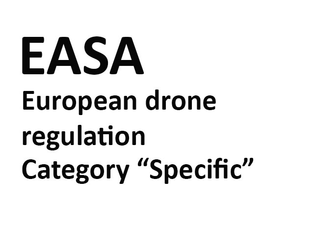 easa-rone-regulation-category specific
