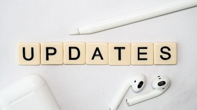 Updates App droni
