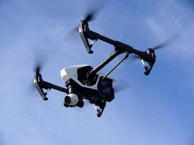 Drone Ispezione