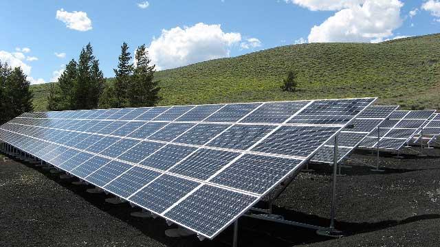 Ispezioni Drone Pannelli Solari fotovoltaici