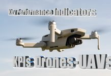 KPIs Drones UAVs