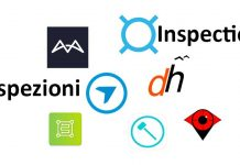 App Ispezioni drone - App inspection with drone