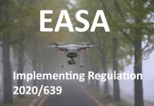 Implementing Regulation 2020 639 Easa