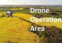 Drone-operation-Area