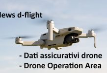 News D Flight Registrazione Drone