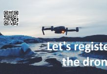 Register Drone D Flight