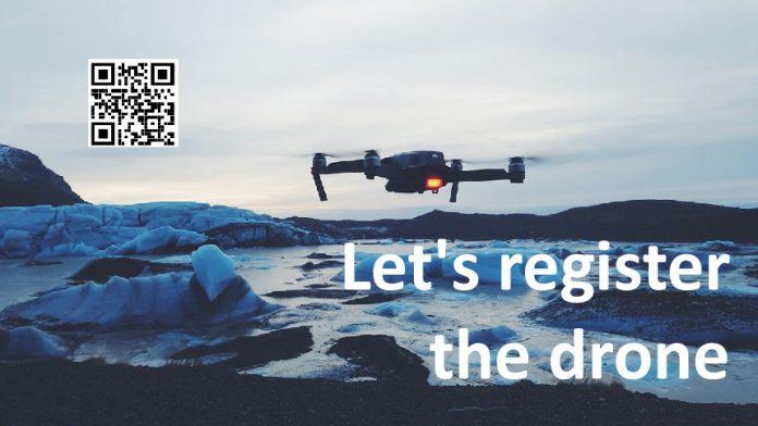 Register Drone D Flight