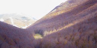 Parco Pollino Malevento Drone