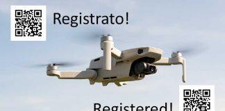 Registrazione Drone Dflight Guida