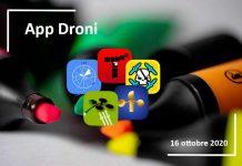 App Droni Aggiornate 16 10 20