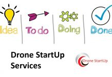 Drone Startup Services